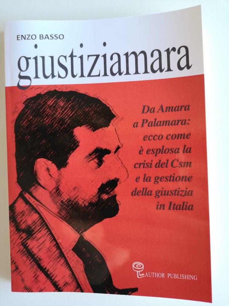 """""""Giustiziamara"""", il libro di Enzo Basso sul 'Sistema Siracusa'"""