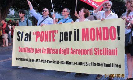 Aeroporto di Catania, Mario Di Mauro (TerraeLiberAzione): ecco l'alternativa alla privatizzazione