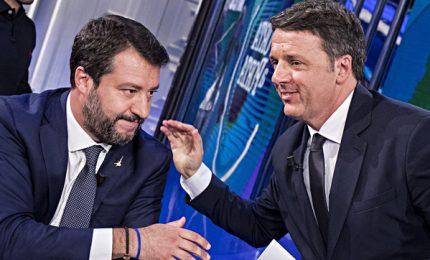 ...e così la Sicilia e il Sud sostengono la Lega di Salvini e Renzi contro gli interessi della Sicilia e del Sud!/ MATTINALE 458