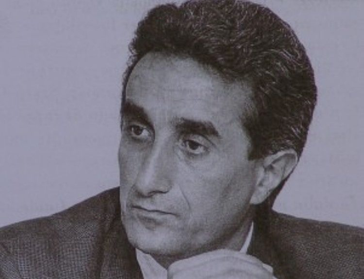 Rino Nicolosi, il politico siciliano che, a dispetto della lingua siciliana, guardava al futuro