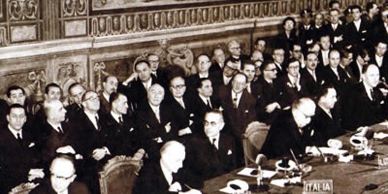 """Quando Altiero Spinelli diceva che il Trattato di Roma era """"un gigantesco imbroglio"""" (Audio di Francesco Amodeo)"""
