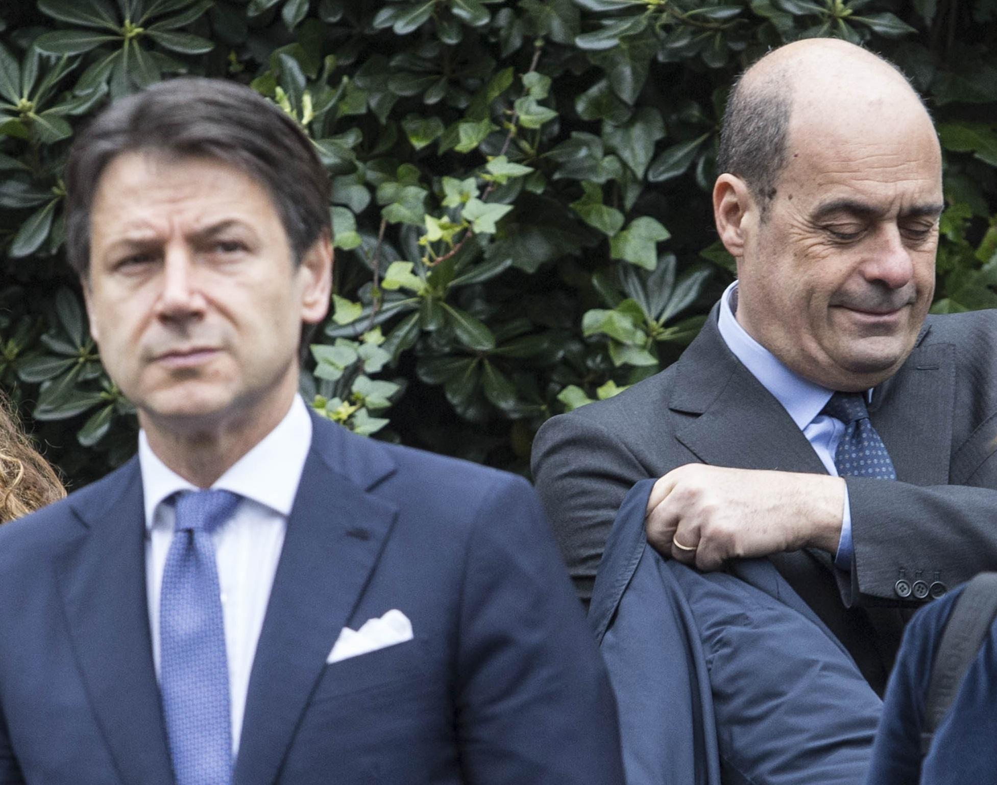 Presidente Giuseppe Conte e 'compagni' del PD, cosa avete ...