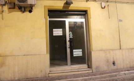 Agrigento, città a perdere. Cinquanta saracinesche abbassare in via Atenea!