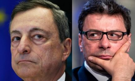 Attenzione: l'abbraccio tra Mario Draghi e la Lega di Giorgietti finirà per stritolare il Sud/ MATTINALE 478