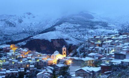A Militello Rosmarino si festeggia il Santo Natale sotto la neve, all'insegna delle antiche tradizioni dei Nebrodi