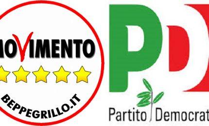 PD e grillini: due fallimenti politici uniti dalla speranza che l'azione giudiziaria elimini Renzi e Salvini
