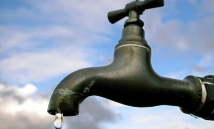 Dieci giorni senz'acqua! Cose dell'altro mondo? No, succede a San Biagio Platani