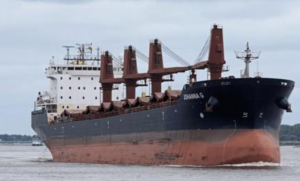 Risolto il 'mistero' delle nave di grano di Catania: ora è giunta a Bari