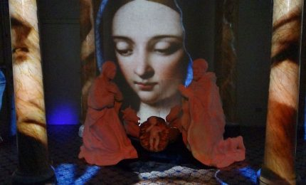 Il Presepe d'Incanto artistico e tecnologico di Petralia Soprana (VIDEO E FOTO)