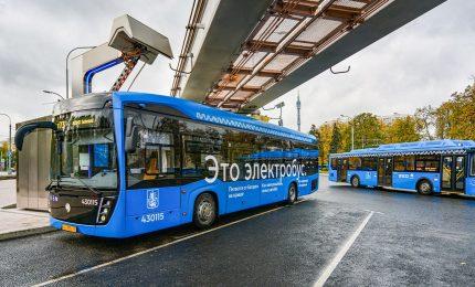 Mentre Palermo va dietro agli appalti per il Tram, in Russia grande successo per 220 bus elettrici!