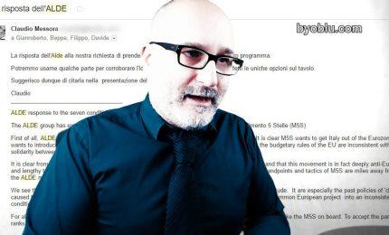 I grillini e Gianluigi Paragone raccontati da Claudio Messora