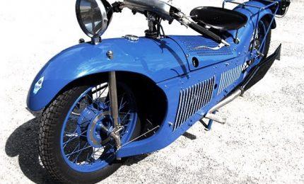 La storia della Majestic, la moto Art déco classe 1929