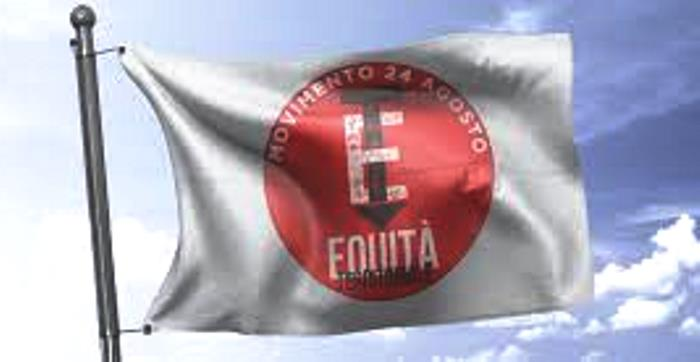 Il Movimento 24 Agosto di Pino Aprile salta le elezioni regionali e si prepara per le comunali, le politiche e le europee. Ma…