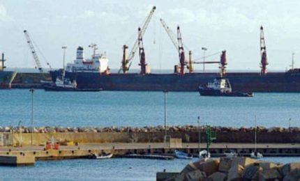 In arrivo nel porto di Pozzallo una bella nave carica di grano!/ MATTINALE 509