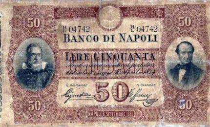Vi raccontiamo come dopo l'unificazione le banche del Nord si presero l'oro del Banco di Napoli