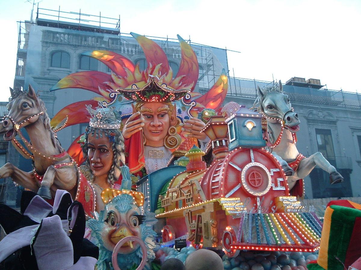 Ma se i Comuni della Sicilia sono senza soldi come mai tutti questi 'Carnevali'?