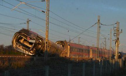 Il disastro del treno Frecciarossa e i due macchinisti meridionali morti