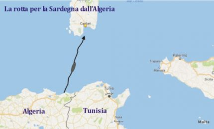 Il mare della Sardegna diventato di 'proprietà' dell'Algeria atto II