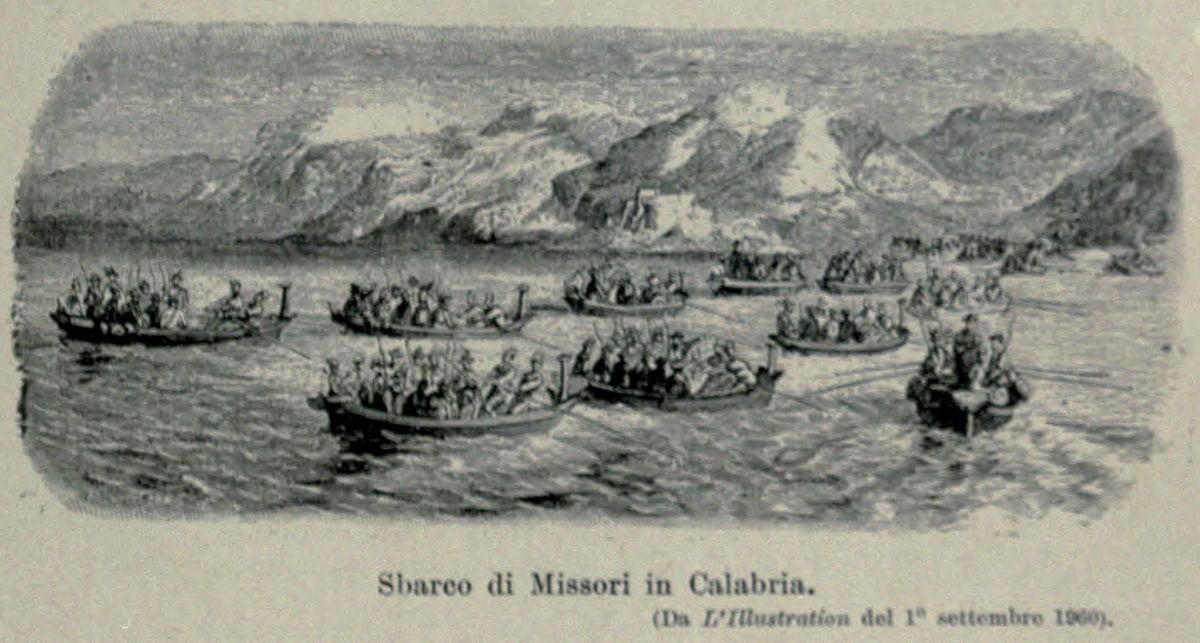 La vera storia dell'impresa dei Mille 44/ Agosto 1860: traditori borbonici e 'ndrangheta consegnano la Calabria ai garibaldini