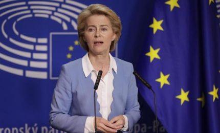 E in televisione Ursula von der Leyen disse: siamo tutti italiani, ma non vi daremo un...