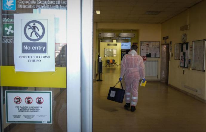 Coronavirus: il 'giallo' di tre possibili contagi a Catania