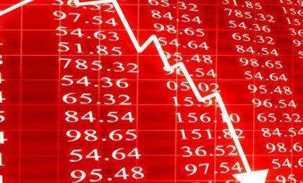 L'economia italiana affonda: - 17% in Borsa e interessi sui BTP decennali aumentati del 49%!