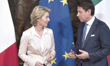 Della Germania che stampa dal nulla 550 miliardi di euro il Governo Conte e gli europarlamentari non hanno nulla da dire?