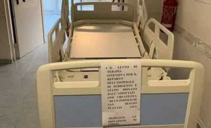 San Biagio Platani esempio di solidarietà: dal letto di terapia intensiva alla Spesa sospesa