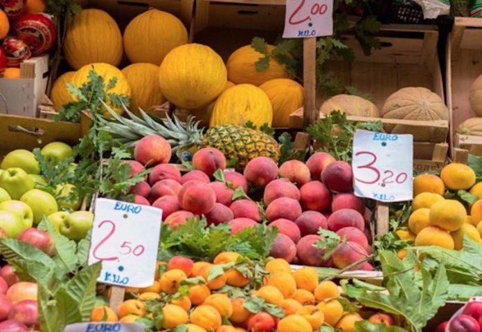 Coronavirus/ Scongiurare le speculazioni sui prezzi di frutta e ortaggi