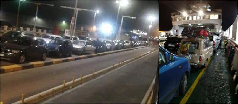 """Il fiume di auto da Reggio Calabria a Messina, Cateno De Luca: """"Adesso blocco tutto"""""""