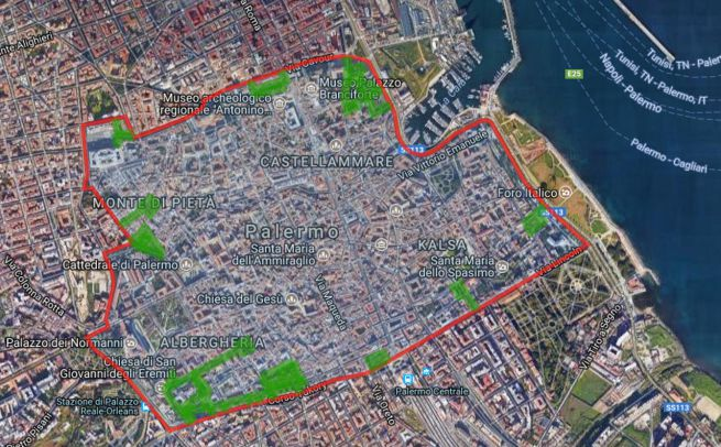 Coronavirus e ZTL a Palermo: Giusto Catania dice una cosa giusta. Il Governo Conte bis che fa?