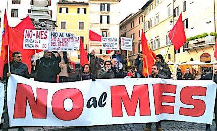 NO al MES: la parola a Stefano Fassina, Elisabetta Gardini e Alessandro Di Battista (VIDEO)