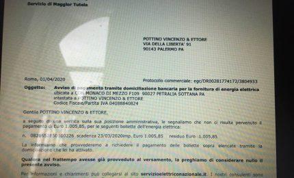 """Imprese ferme? Le bollette arrivano lo stesso! Ettore Pottino: """"Paese di M...!"""""""