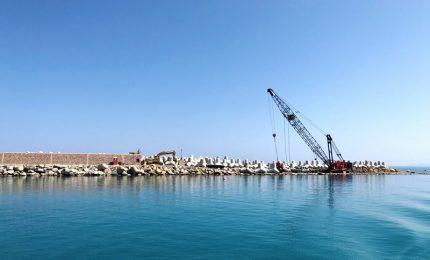 Porto di Sant' Agata di Militello: i lavori ripartono o no? L'ombra della revoca del finanziamento