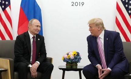 Il Coronavirus, Trump, Putin e il tramonto di Banca mondiale, FMI, BCE, UE, NATO e BRI