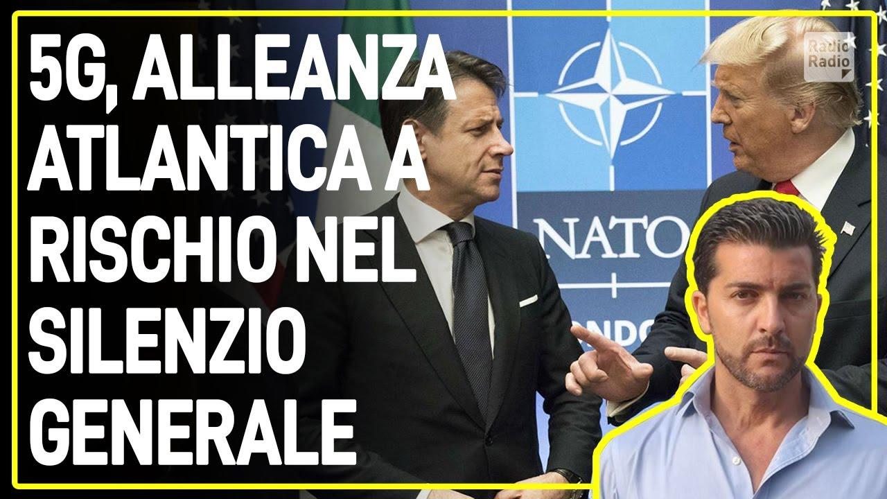 Francesco Amodeo: le conseguenze in Italia del 5G targato HUAWEI. Le antenne cinesi a Palermo