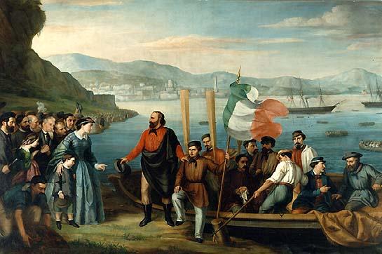 Garibaldi e i Mille in Sicilia 1/ La partenza da Quarto: già venduti ai Savoia prima di imbarcarsi