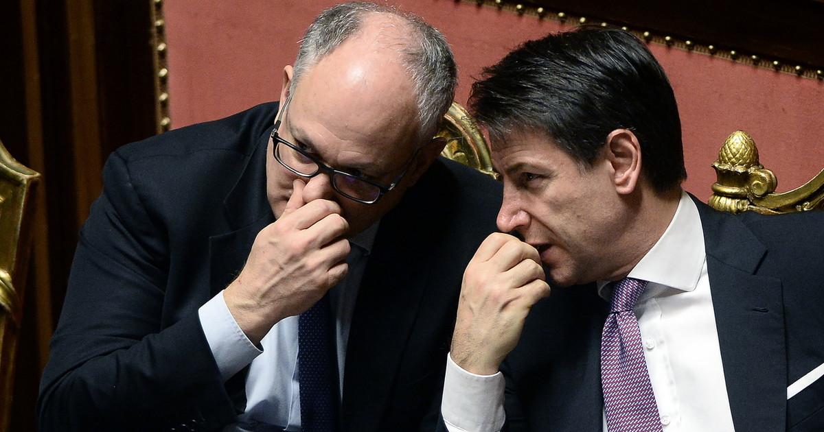 Non è che sono finiti i soldi e Conte e Gualtieri aspettano il MES? Aspettano e sperano perché stavolta…
