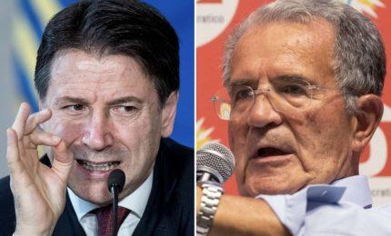 Crisi economica: Giuseppe Conte e Romano Prodi pensano al risparmio degli italiani...