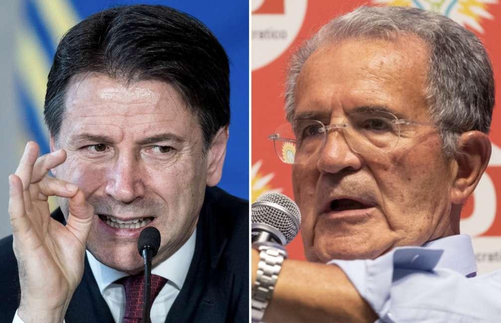 Crisi economica: Giuseppe Conte e Romano Prodi pensano al risparmio degli italiani…