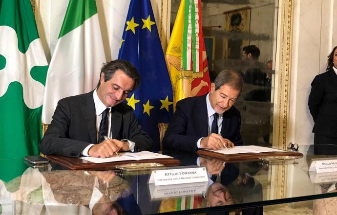 No all'assessore leghista e sì alla valorizzazione dell'Identità Siciliana