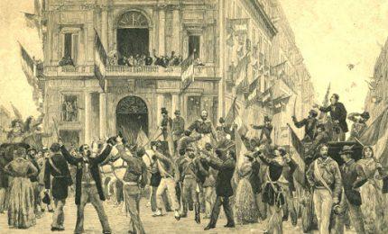 Garibaldi e i Mille in Sicilia 4/ La prima trattativa tra Stato italiano e mafia porta la firma di Giuseppe Garibaldi e Francesco Crispi
