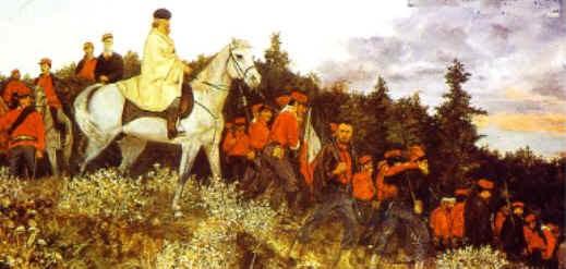 Nuove schegge di storia 6/ Garibaldi arriva a Salemi e trova con lui solo i mafiosi!