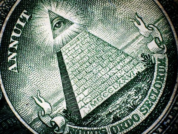 Il grande mistero degli 'illuminati': invenzioni fantasiose o padroni de mondo?