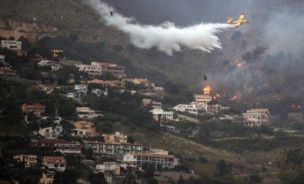 Palermo, fiamme su Baida, San Martino e Monte Cuccio: siamo nelle mani di nessuno!