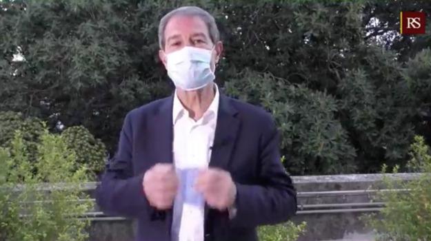 Coronavirus: i dubbi sull'uso della mascherina all'aperto e una proposta su tasse e imposte alle imprese