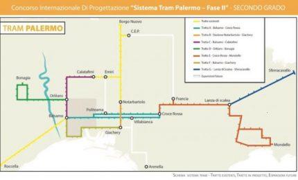 Tram a Palermo: le nuove linee provocheranno cementificazione e perdite economiche (VIDEO)