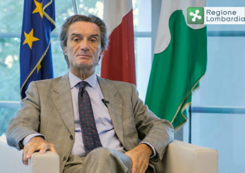 Coronavirus/ I camici del presidente della Lombardia Fontana e le 'forniture' in tutte le Regioni/ MATTINALE 539