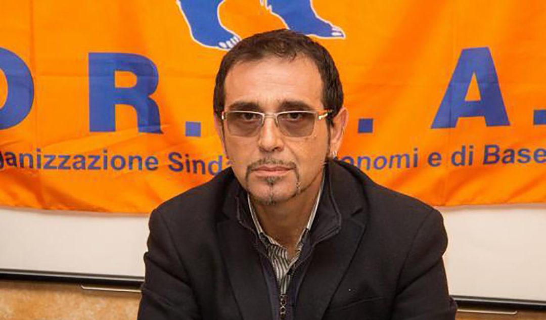 Mariano Massaro, segretario generale ORSA: lavorare meno, lavorare tutti