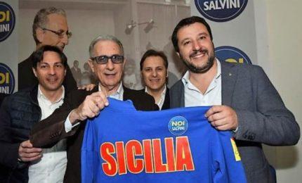 SERALE/ L'apertura della Lega per le amministrative: Salvini userà la Sicilia per rafforzarsi al Nord
